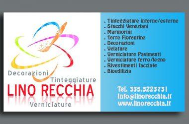Lino Recchia Imbiancature Verdello