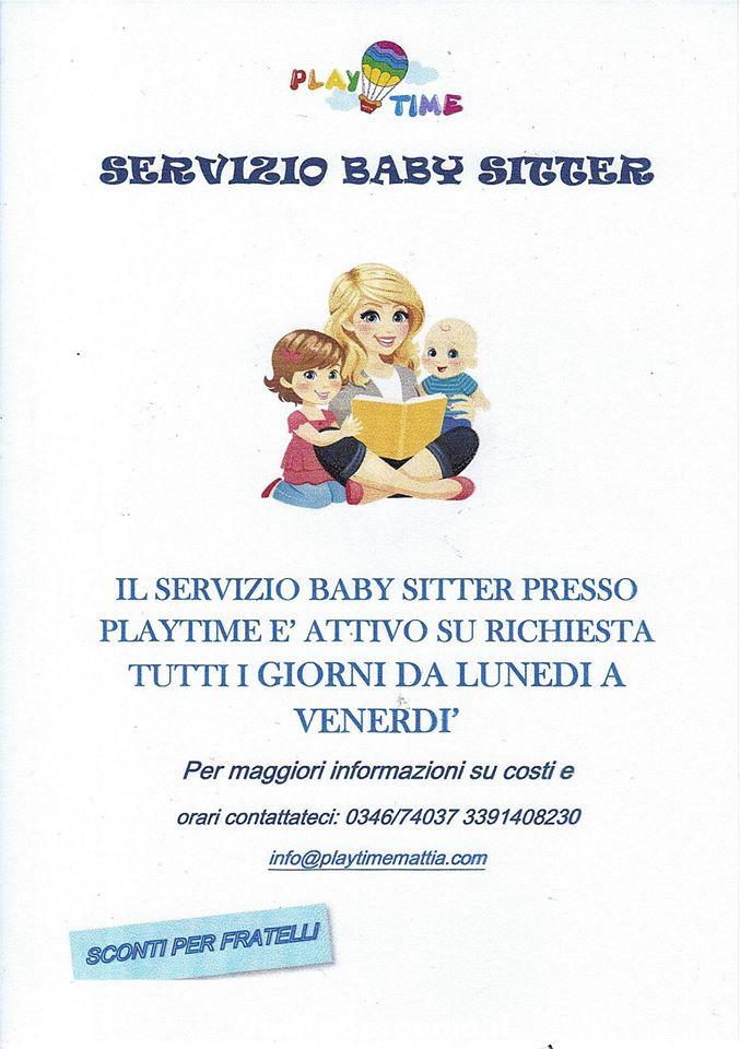 Baby Sitter Rovetta